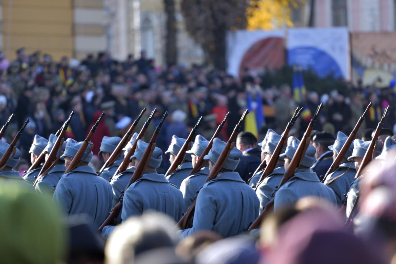 Cluj-Napoca, 1 Decembrie 2018